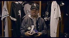 """Chance the Rapper """"I made a hat and a commercial. You gotta love it"""""""