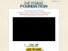 ① The Fitness Foundation - Brand New For 2014 - http://www.vnulab.be/lab-review/%e2%91%a0-the-fitness-foundation-brand-new-for-2014