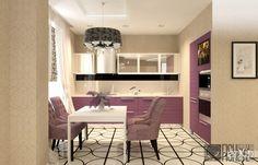 Дизайн-проект квартиры, пр. Королева: интерьер, квартира, дом, кухня, эклектика, 10 - 20 м2 #interiordesign #apartment #house #kitchen #cuisine #table #cookroom #eclectic #10_20m2 arXip.com