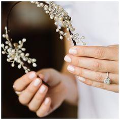 Pearls, pearls, pearls, timeless elegance ..... only what you want @gillianmillion  #timeless #wedding #pearls #elegance #heiraccessories #bride #gettingready #hair #bridalaccessories #pretty #weddingday #heirloom #moment #weddinginspiration #jewellery #london Timeless Wedding, Timeless Elegance, Bespoke Design, Designer Wedding Dresses, Bridal Accessories, Diamond Earrings, Wedding Day, Wedding Inspiration, London