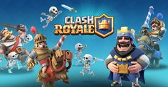 Clash Royale vuelve a ser la app más rentable por delante de Pokémon GO