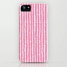 Vines - Pink iPhone & iPod Case
