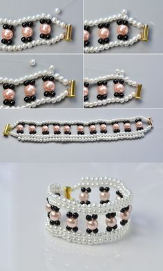 Wanna this pearl beads bracelet?The details will be shared by LC.Pandahall.com soon.