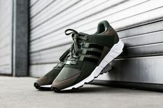 Adidas Originals Adidas EQT Support 93/17 Shoes BZ0584 In Core