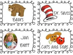 Classroom Library Bin and Book labels. Check out my new classroom library book bin and book labels! over 50 of them! @Desiree Geffers THEY ARE FINISHED! I printed them all off today! :)