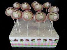 Baby Cake Pops www.GGCupcake.com Baby Cake Pops, Something Sweet, Goodies, Cupcakes, Baking, Desserts, Gourmet, Sweet Like Candy, Bread Making