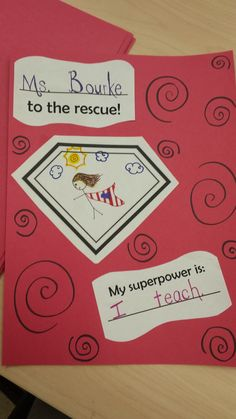 "Continuing our theme of superhero activities, we have done a few literacy based centers using ""You can be an Everyday Superhero"". This post contains some great literacy centers! 3 freebies included!"