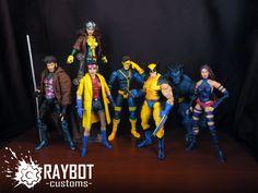 Raybot! Wasp, Wonder-Man, Nightcrawler + Kitty p157-158 • Page 89 ...