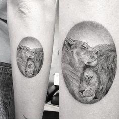 Chiara Ferragni Lion Forearm Tattoo | Steal Her Style