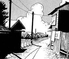 :: つげ義春的風景の方へ | J・KOYAMA LAND 番外地 大吟醸 ::