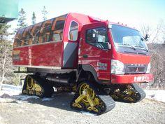Mattracks,snowcat,snowcoach,Tucker,tracks,rubber tracks,Yellowstone,Thiokol,snow Ambulance, Snow Vehicles, Snow Machine, Camper, Snow Plow, Expedition Vehicle, Flat Tire, Off Road Rv, Chenille