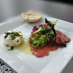 El Gourmet Urbano Prosciutto, Queso Fresco, Carne, Panna Cotta, Breakfast, Ethnic Recipes, Food, Gastronomia, Gourmet