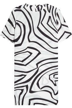 Emilio Pucci - Printed Silk Dress