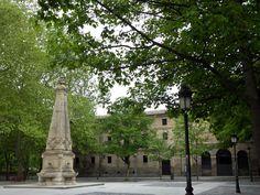 Adoquines y Losetas.: Plaza de las Recoletas