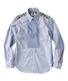 2016SS BROOKS BROTHERS カスタマイズ ボタンダウンシャツ(シャツ/ブラウス)|eYe COMME des GARCONS JUN...(アイコムデギャルソンジュンヤワタナベ)のファッション通販 - ZOZOTOWN
