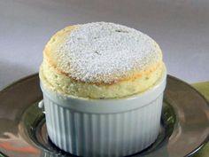 Soufflè classico alla vaniglia #try