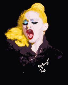 Madonna loves you: Sigo loca con el Blond Ambition Tour Copyright © Najash Lee 2014