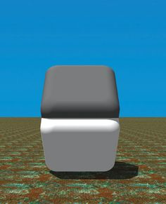 Mind = blown. These two blocks are the same color of grey. Put your finger over the seam to test it. Context effects in color perception!