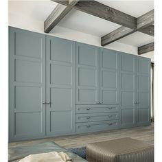Replacement wardrobe doors in Sutton Coldfield & Lichfield. We have a huge range of modern & traditional wardrobe doors - all with serious style. Walk In Closet Design, Bedroom Closet Design, Home Decor Bedroom, Room Decor, Bedroom Built In Wardrobe, Painted Wardrobe, Bedroom Cupboard Designs, Bedroom Cupboards, Replacement Wardrobe Doors