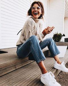 Casual Fall Fashion Trends & Outfits 2018 #fallfashion #fashion #casualoutfits #falloutfits