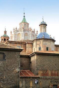 Teruel cathedral,  Aragon, Teruel