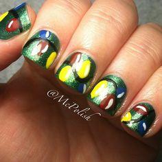 christmas by mcpolish #nail #nails #nailart