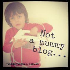 Not A Mummy Blogger: Blog Secrets