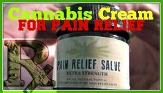 Marijuana Cream For Arthritis