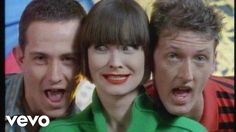 Swing Out Sister - Breakout. Because even if you take out the color from the video, this is still awesome.