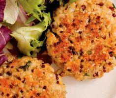 Hambúrguer de quinoa, hambúrguer vegetariano, receitas vegetarianas,