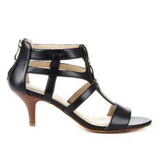 Steller Cutout Heeled Sandals