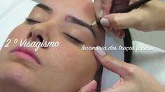 Design de Sobrancelhas -Step by Step Design eyebrows) (Legendas: Portugu...