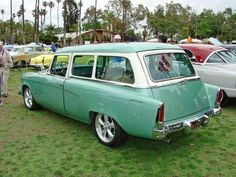1954 STUDEBAKER TWO DOOR WAGON..........FAMILY FUN TIME  | Veooz 360