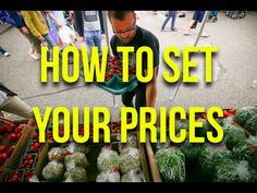 Analyzing 6 market streams and why they are the best places for market gardeners to sell. SUB: http://bit.ly/2d7dQgd POPULAR VIDEOS: http://bit.ly/2cmcFLe ↓↓...