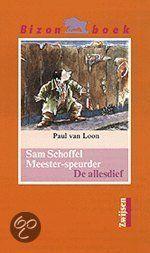 De Allesdief, Paul van Loon [1999/3 mijn eerste lijsters] afbeelding is andere editie AVI M$ CLIB 4