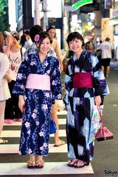 Yukata in Harajuku (7)