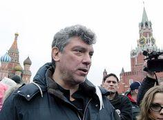 暗殺されたロシアの野党指導者ボリス・ネムツォフ氏=2012年4月、モスクワ(EPA=時事) ▼7Mar2015時事通信|「実行犯」2人拘束=ネムツォフ氏暗殺事件-ロシア http://www.jiji.com/jc/zc?k=201503/2015030700268