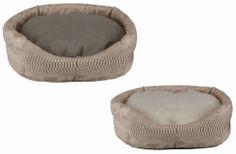 Eh Gia Oval Bed Snake Leather Brown/Beige ( verkrijgbaar in 7 maten )