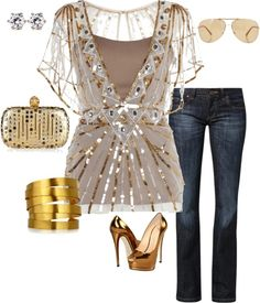 """Casual Chic"" by telishajohnson on Polyvore"