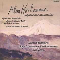 Precision Series Gerard Schwarz/Royal - Hovhaness: Mysterious Mountains/Schwarz, Royal Liverpool, Blue