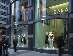 Zara Store . When I go to Europe I always get excited to find a Zara store. Especially when the euro is high.