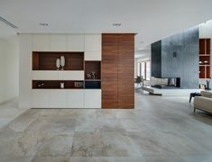 Home designed by Nelly Prodan Studio, who worked in collaboration with Krill Konstantinov