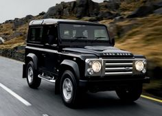 2008 Land Rover Defender SVX...perfect minus the mudflaps. Looking forward to the new revision rumored to be coming soon.
