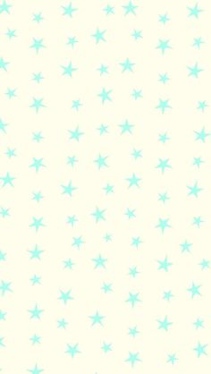Mint ditsy sketch stars iphone wallpaper phone background lock screen