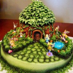 Cute #& Beautiful #Birthday Cakes from #Pinterest 🎂
