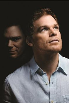 Dexter! I am in love with this show. If you haven't watch it, you're missing out.