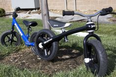 For kids learning how to ride a bike, this is a solid option