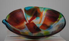 Kiln Pressed Glass - Judy Jones Fused Glass
