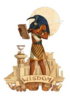Horus ~ Egyptian Gods by Yliade on DeviantArt Ancient Egyptian Religion, Egyptian Mythology, Egyptian Goddess, Egyptian Symbols, Ancient Aliens, Ancient History, 6 Chakra, Egypt Art, Gods And Goddesses