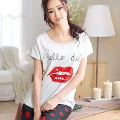 2017 spring summer Pijama Adulto Shorts Pajamas Sets For Woman Cotton Spring Pajamas For Adults Sleepwear Women